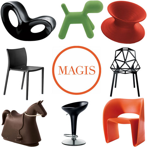 Andeo Magasin Magis Design Belgique France